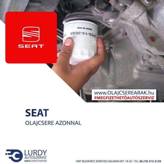 Seat Toledo 2.0 TDI (BKD  PD  103 kW) 2004-től olajcsere