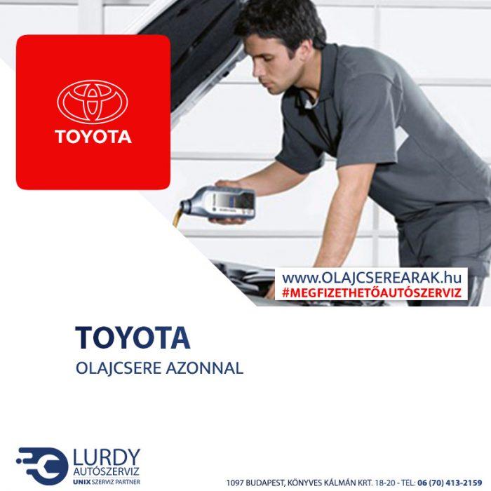 Toyota Yaris 1.5 16V VVT-i 2005-től 2009-ig olajcsere