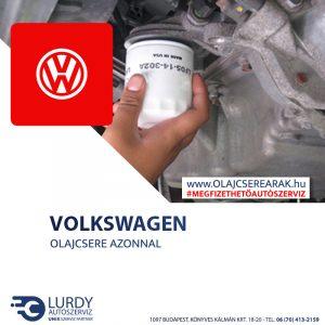 Volkswagen Transporter 1.9 TD 1992-től 2003-ig olajcsere